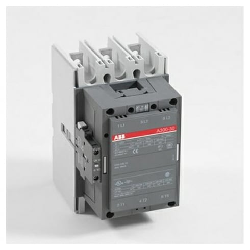 ABB Contactor 140kW 1+1 110V AC