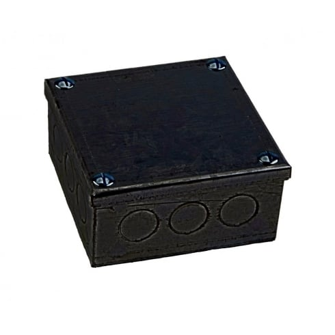 "Adaptable Box 12"" x 12"" x 4"" Knock-Out"