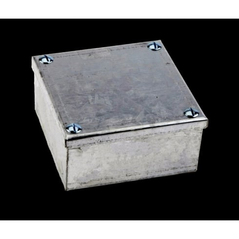 "Adaptable Box 12"" x 6"" x 4"""
