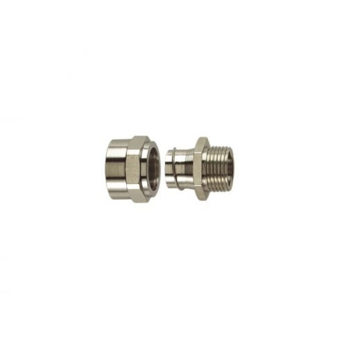 Flexicon Adaptor A Brass M25