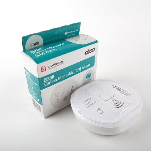 Aico Battery Carbon Monoxide (CO) Alarm