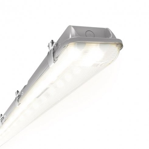 Ansell Tornado LED Non-Corrosive 2 x 20W Twin Luminaires