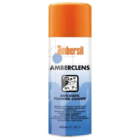 Ambersil Anti-Static Foam Cleaner