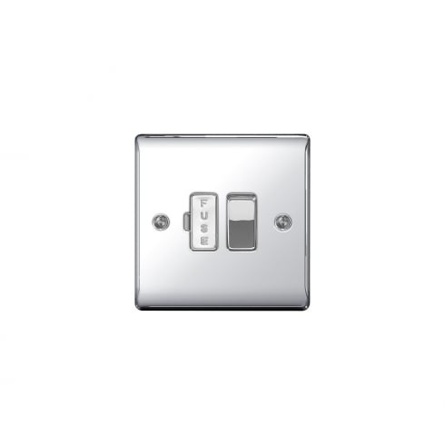 BG Electrical Nexus Spur Switch Polished Chrome