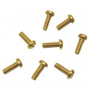 Brass Screws M4