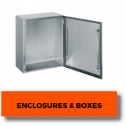 Enclosures & Boxes