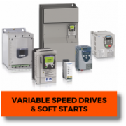 Variable Speed Drives & Soft Starts