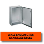 Wall Enclosures - Stainless Steel