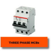Three Phase MCB