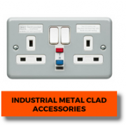 Industrial Metal clad Accessories