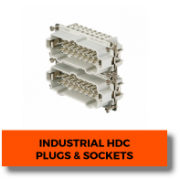 Industrial HDC Plugs & Sockets