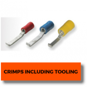 Crimps including Tooling