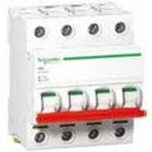 Distribution Board Main Switch 125 Amp 4 Pole