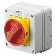 Enclosed Isolator 32A 4P IP65