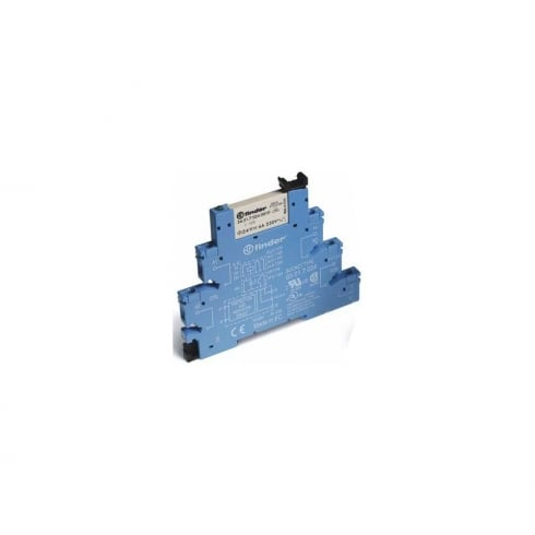 Finder Interface Relay 24 VAC/DC