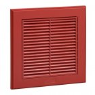 Fixed Grille 100 mm Terracotta