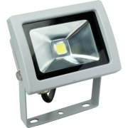 Floodlight 10W LED Grey