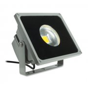 Floodlight 30W LED Grey