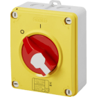 16A Emergency Enclosed Isolator IP66