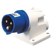 200-250V Angled Surface Mounting Inlet 32A