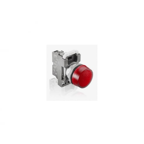 ABB Indicator light head Red