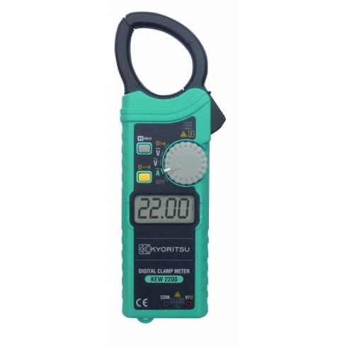 Kewtech Clamp Meter 1000A 600VAC