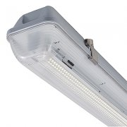 Non-Corrosive Single 4 foot LED