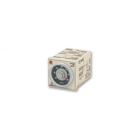 Omron Off Delay Timer 8 Pin 12 Seconds