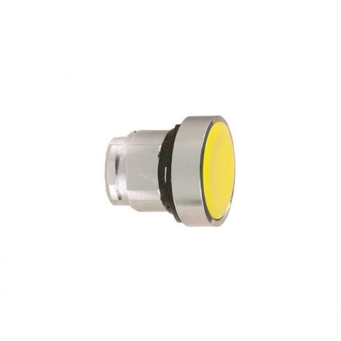Telemecanique, Schneider Push Button Head Yellow