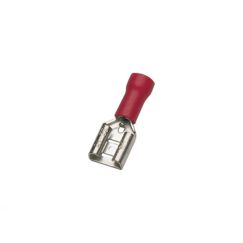 SWA Specialised Wiring Accessories Red Female Push-On