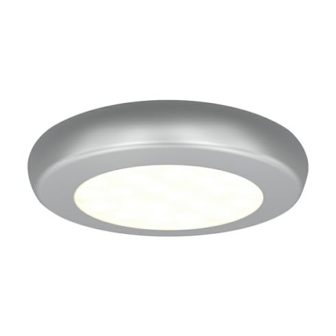 Ansell Reveal LED Cabinet Light 2W Cool White Silver
