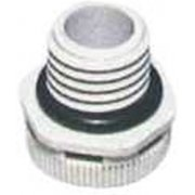 Ventilation Plug + Nut M12 IP68