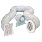 Shower Fan Timer Kit