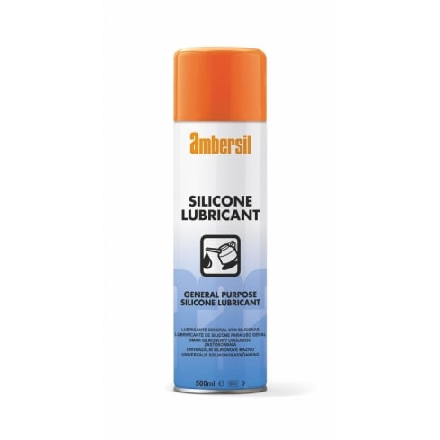 Ambersil Silicone Lubricant Spray