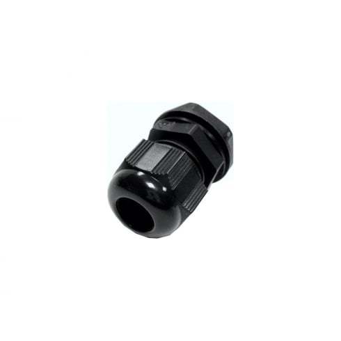 SWA Specialised Wiring Accessories Skin Top Gland Pg13.5 Black