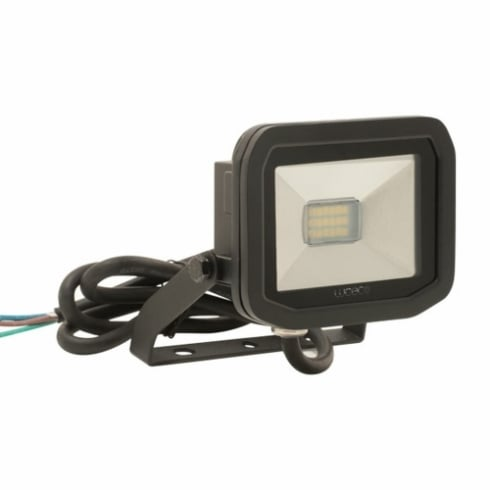 BG Electrical Slimline LED Floodlight 8W Daylight
