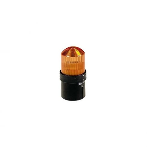 Telemecanique, Schneider Beacon LED Orange Excluding Lamp