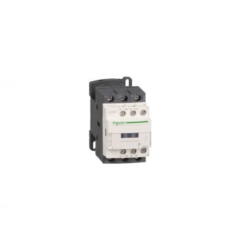 Telemecanique, Schneider Contactor 12A 4 Pole 24V DC Low Consumption
