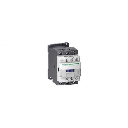 Telemecanique, Schneider Contactor 18A 3 Pole 24V DC Low Consumption