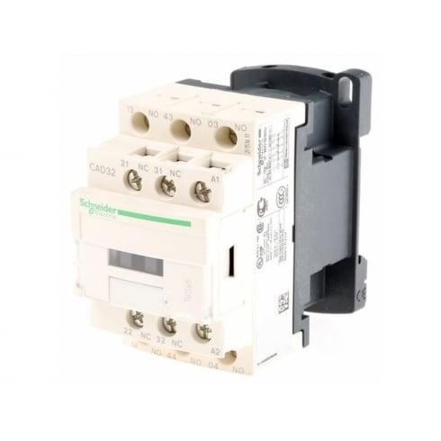 CAD32B7 Schneider Telemecanique Control Relay 3NO + 2NC 24V AC