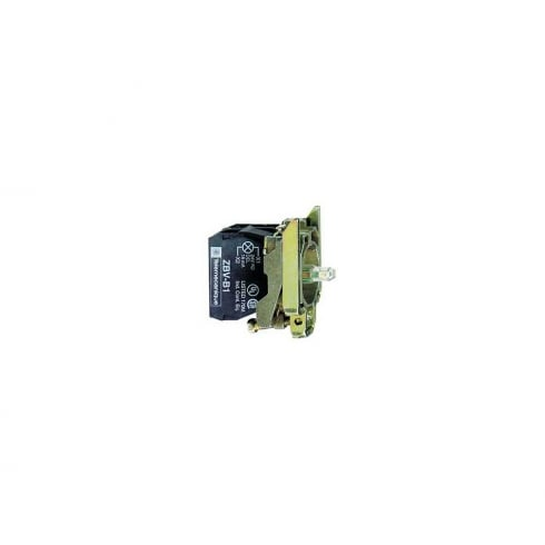 Telemecanique, Schneider Light Block 120V Green 1NO
