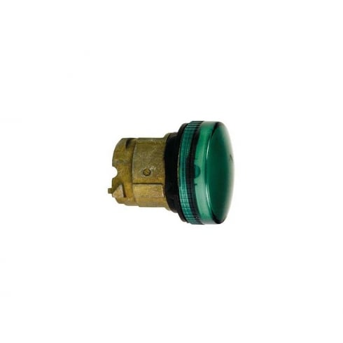 Telemecanique, Schneider Pilot Light Head Green