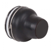 Push Button Head Booted Black
