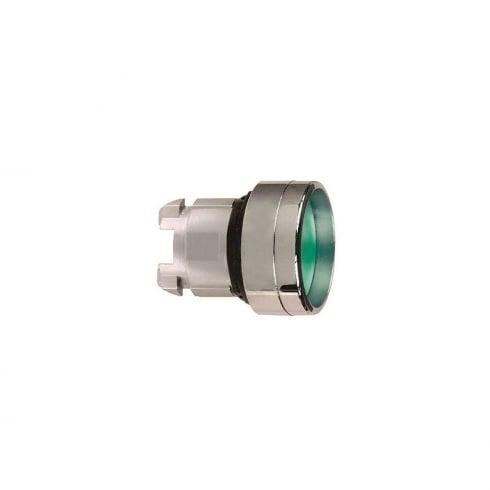 Telemecanique, Schneider Push Button Head Green