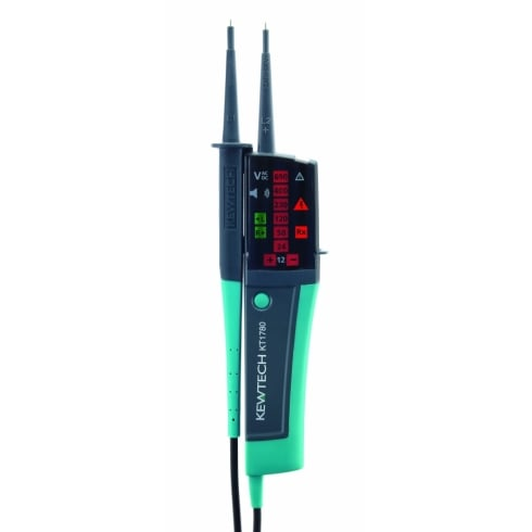 Kewtech Voltage Tester 2 Pole
